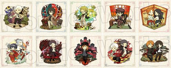 文豪ストレイドッグス キャラクタークロニクル トレーディングマルチクロス 10個入りBOX[フロンティアワークス]《在庫切れ》