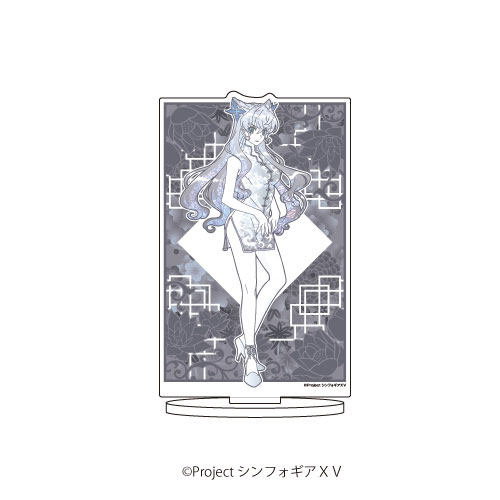キャラアクリルフィギュア「戦姫絶唱シンフォギアXV」10/マリア・カデンツァヴナ・イヴ(MANGEKYO)[A3]《在庫切れ》