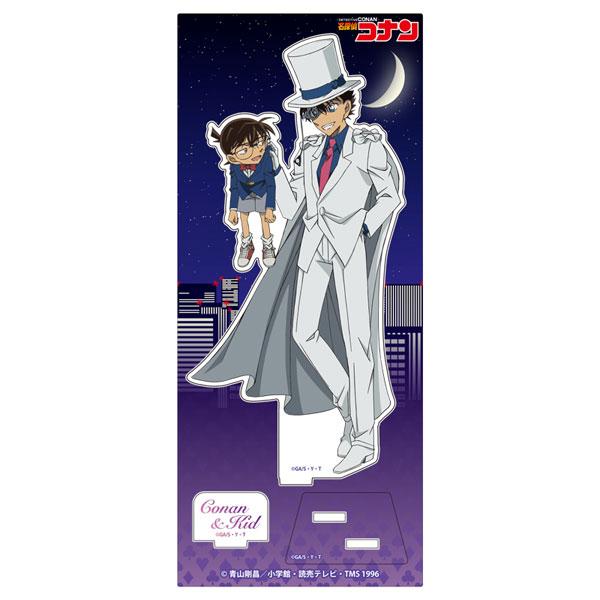 名探偵コナン アクリルスタンドVol.17 江戸川コナン&怪盗キッド(再販)[ゼロジーアクト]《在庫切れ》