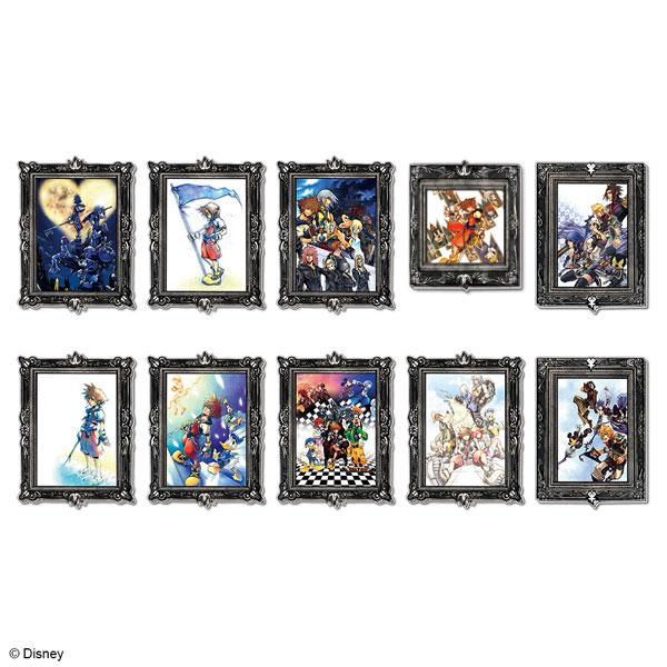 キングダム ハーツ アクリルマグネットギャラリー Vol.1 10個入りBOX[スクウェア・エニックス]《11月予約》