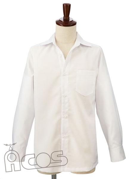 ACOSオリジナル オープンカラーYシャツ Mサイズ[ACOS]《在庫切れ》