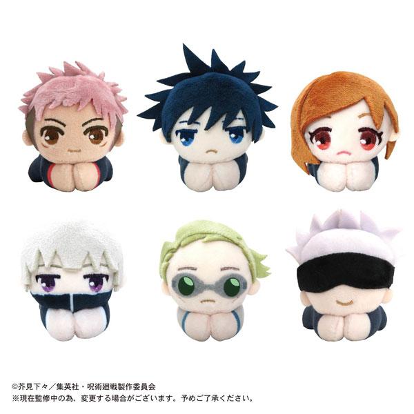 TVアニメ「呪術廻戦」 はぐキャラコレクション 6個入りBOX[タカラトミーアーツ]《01月予約》