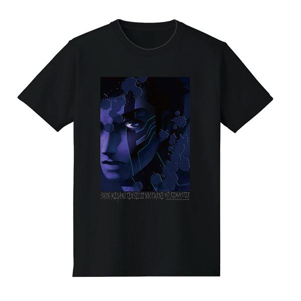 真・女神転生III NOCTURNE HD REMASTER Tシャツ NOCTURNE[イクリエ]《発売済・在庫品》
