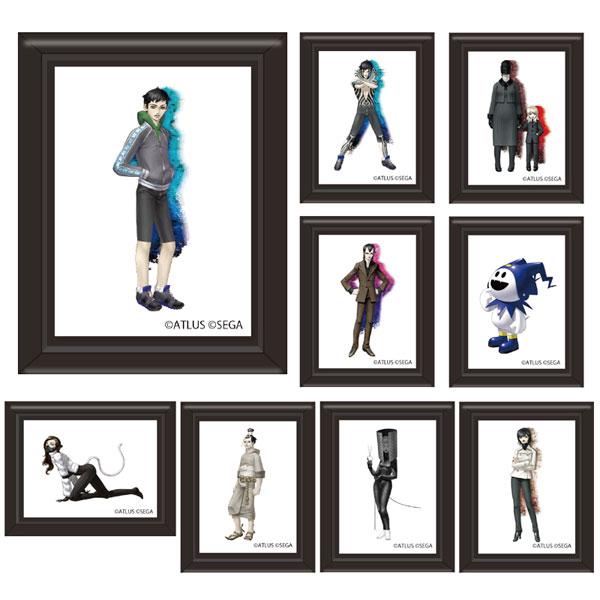 真・女神転生III NOCTURNE HD REMASTER アートマグネットコレクション Vol.1 9個入りBOX[イクリエ]《発売済・在庫品》