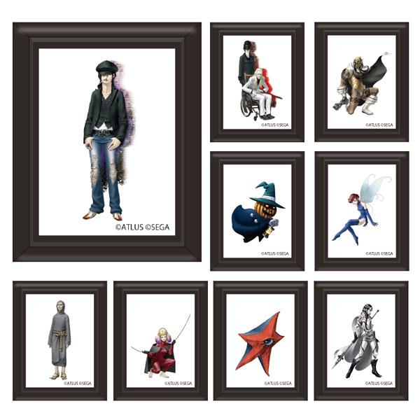 真・女神転生III NOCTURNE HD REMASTER アートマグネットコレクション Vol.2 9個入りBOX[イクリエ]《発売済・在庫品》