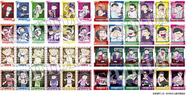 おそ松さん 6meet you COLLECTION トレーディングみにふぉと 24個入りBOX[PROOF]《11月予約》