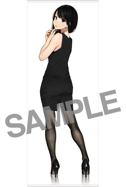 PiB よむ リアルサイズタペストリーコレクション001 High heels[ジーオーティー]《12月予約》