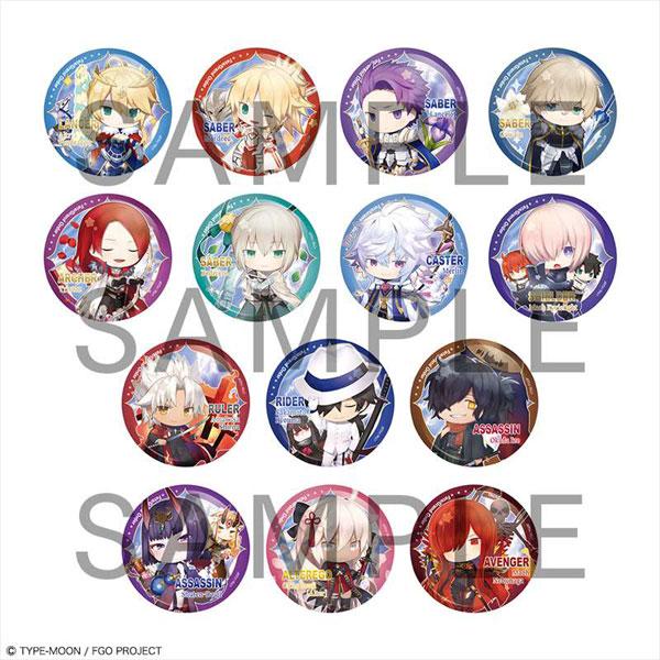 きゃらとりあ缶 Fate/Grand Order vol.4 14個入りBOX[アルジャーノンプロダクト]《発売済・在庫品》