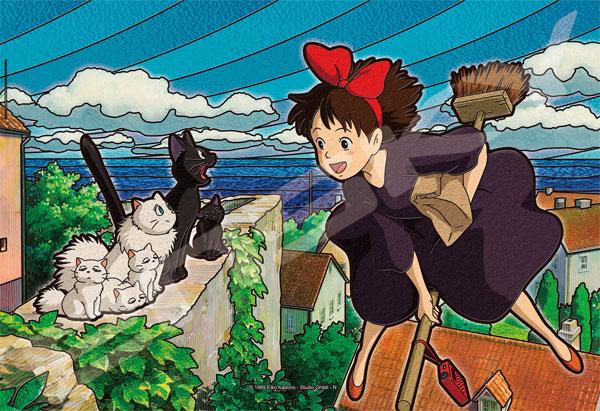 ジグソーパズル スタジオジブリ作品 コリコの町が好き! 300ピース (300-AC046)[エンスカイ]《11月予約》