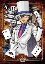 ジグソーパズル 名探偵コナン 月下の奇術師 怪盗キッド 108ピース (03-066)[エポック]《11月予約》