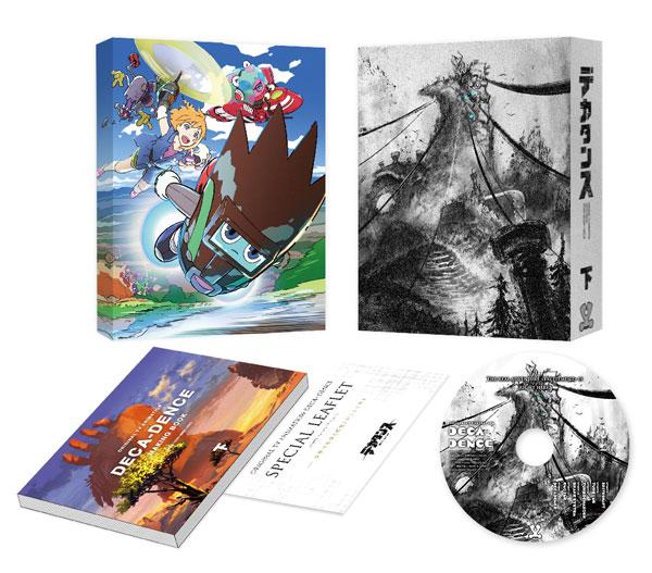 BD デカダンス Blu-ray BOX 下巻[KADOKAWA]《11月予約》