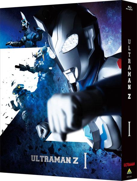 BD ウルトラマンZ Blu-ray BOX I[バンダイナムコアーツ]【送料無料】《01月予約》