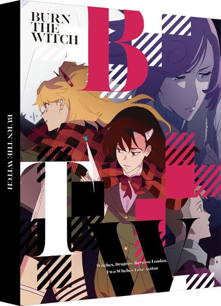 BD BURN THE WITCH 特装限定版 (Blu-ray Disc)[バンダイナムコアーツ]《在庫切れ》