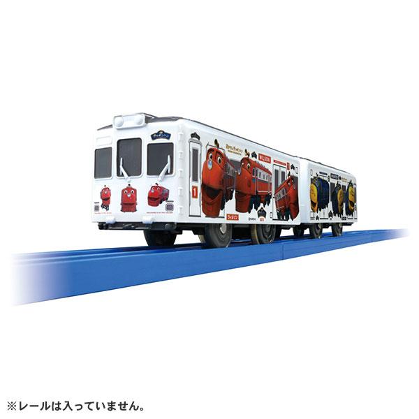 プラレール SC-01 チャギントンラッピング電車[タカラトミー]《在庫切れ》
