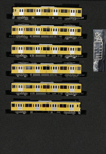 30370 西武新2000系前期形(2045編成・ベンチレーター撤去後)6両編成セット(動力付き)[グリーンマックス]【送料無料】《12月予約》