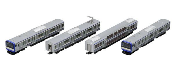 98402 JR E235-1000系電車(横須賀・総武快速線)基本セットA(4両)[TOMIX]【送料無料】《在庫切れ》