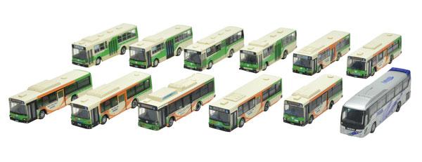 ザ・バスコレクション 都バススペシャル 12個入りBOX[トミーテック]《在庫切れ》