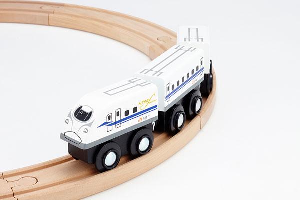 MOK-028 moku TRAIN N700S新幹線[ポポンデッタ]《在庫切れ》