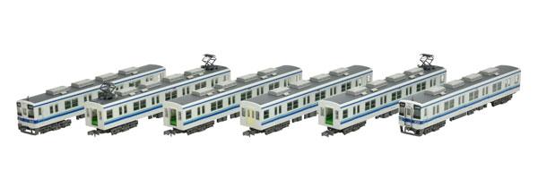 鉄道コレクション 東武鉄道8000系8114編成更新車6両セット[トミーテック]《01月予約》