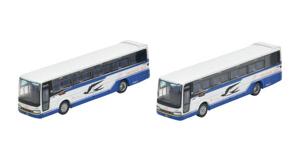 ザ・バスコレクション ジェイアール東海バスありがとう 日野セレガR 2台セット[トミーテック]《01月予約》