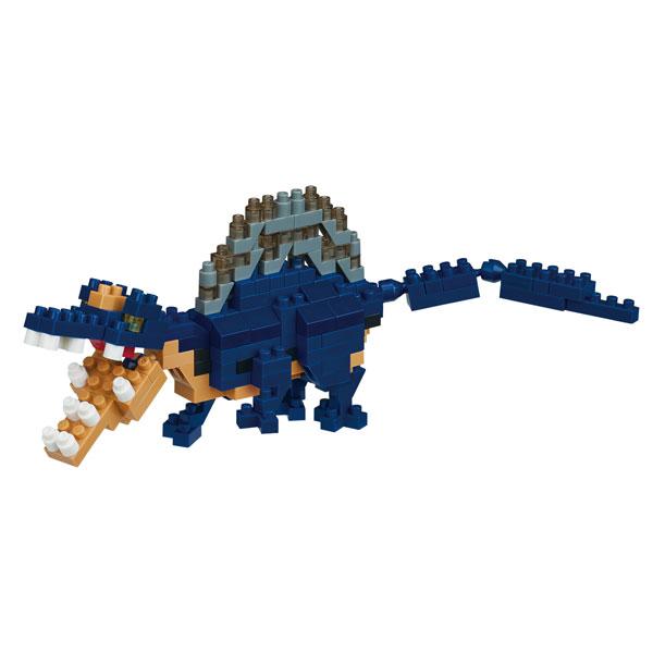 nanoblock(ナノブロック) NBC_322 スピノサウルス[カワダ]《発売済・在庫品》