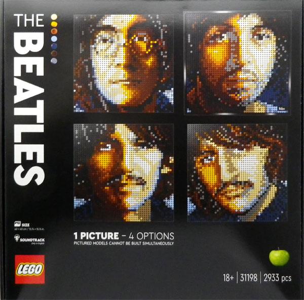 レゴ ザ・ビートルズ (31198)[レゴジャパン]《発売済・在庫品》