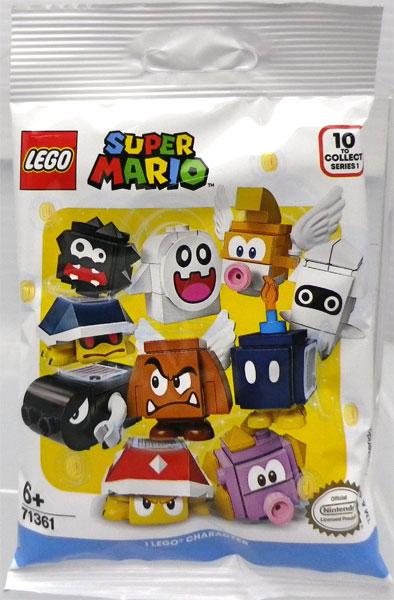 レゴ スーパーマリオ キャラクター パック (71361)[レゴジャパン]《在庫切れ》