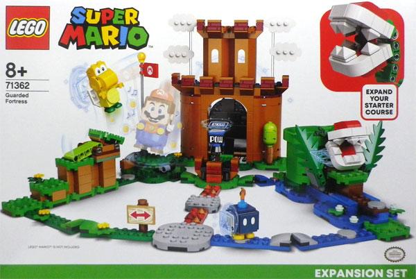 レゴ スーパーマリオ とりで こうりゃく チャレンジ (71362)[レゴジャパン]《在庫切れ》