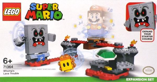 レゴ スーパーマリオ バッタン の マグマ チャレンジ (71364)[レゴジャパン]《在庫切れ》