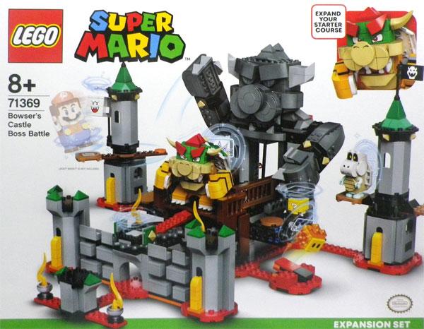 レゴ スーパーマリオ けっせんクッパ城! チャレンジ (71369)[レゴジャパン]《在庫切れ》