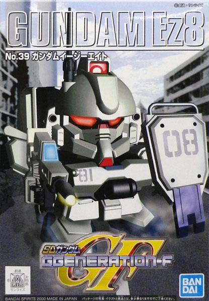 SDガンダム G-GENERATION ガンダムEz-8 プラモデル(再販)[BANDAI SPIRITS]《在庫切れ》