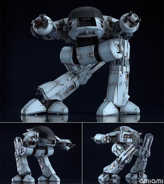 MODEROID ロボコップ ED-209 プラモデル[グッドスマイルカンパニー]《発売済・在庫品》