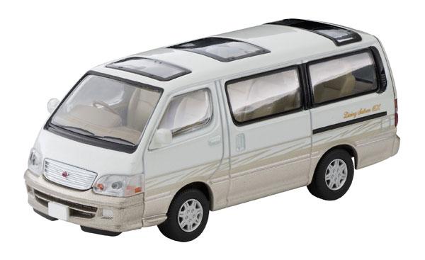 トミカリミテッドヴィンテージ ネオ LV-N216a ハイエースワゴン リビングサルーン EX(白/ベージュ)[トミーテック]《11月予約》