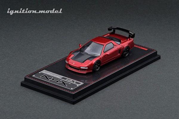 1/64 Honda NSX (NA1) Red Metallic[イグニッションモデル]《在庫切れ》