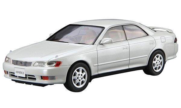 ザ・モデルカー No.90 1/24 トヨタ JZX90 マークIIグランデ/ツアラー '92 プラモデル(再販)[アオシマ]《12月予約》