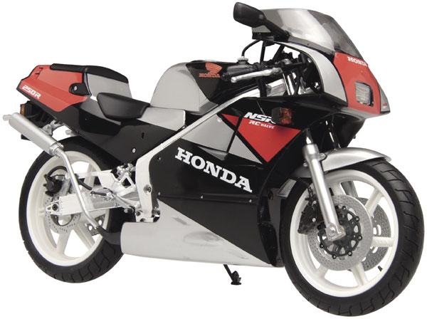 1/12 バイク No.60 ホンダ '89 NSR250R プラモデル[アオシマ]《12月予約》