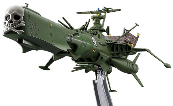 1/2500 宇宙海賊戦艦 アルカディア プラモデル[ハセガワ]《発売済・在庫品》