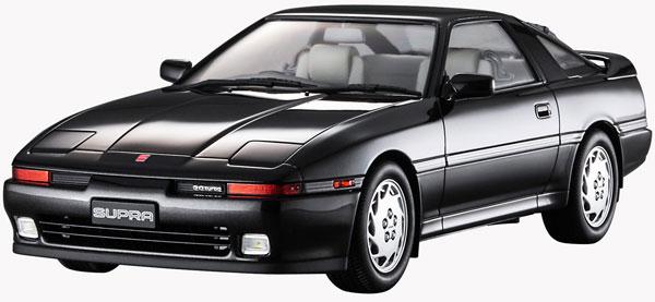 1/24 トヨタ スープラ A70 3.0GT ターボリミテッド プラモデル[ハセガワ]《12月予約》