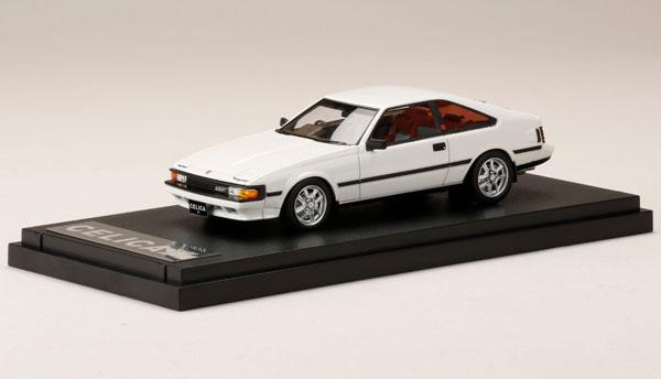 1/43 トヨタ セリカ XX (A60) 2.8GT-リミテッド 1983 スーパーホワイト[MARK43]《01月予約》