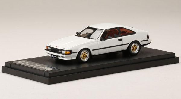 1/43 トヨタ セリカ XX (A60) 2.8GT-リミテッド カスタムバージョン 1983 スーパーホワイト[MARK43]《01月予約》