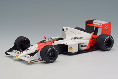 1/43 マクラーレン ホンダ MP4/5 日本GP 1989 No.1(再販)[メイクアップ]【送料無料】《02月予約》