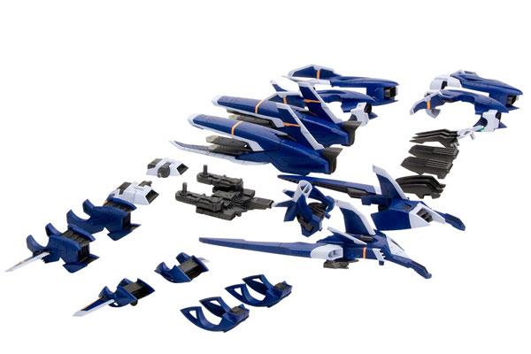 HMM ゾイド ライガーゼロ専用 イエーガーユニット マーキングプラスVer. 1/72 プラモデル[コトブキヤ]《在庫切れ》