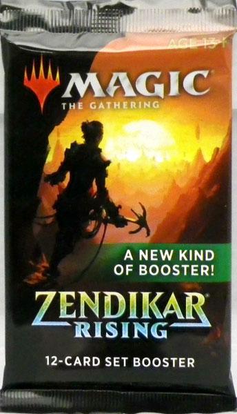 マジック:ザ・ギャザリング ゼンディカーの夜明け セット・ブースター 英語版 パック[Wizards of the Coast]《在庫切れ》