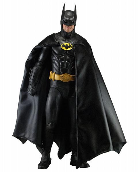 バットマン 1989 ティム・バートン/ マイケル・キートン バットマン 1/4 アクションフィギュア(再販)[ネカ]《発売済・在庫品》