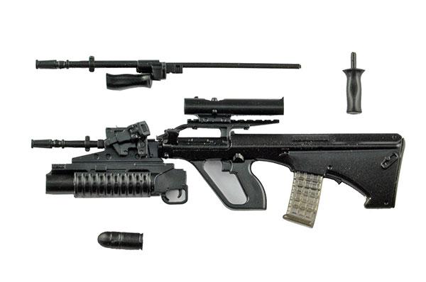 リトルアーモリー [LA066]AUG A2&M203PIタイプ 1/12 プラモデル[トミーテック]《発売済・在庫品》