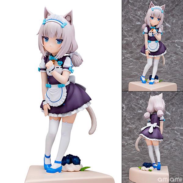 ネコぱら バニラ~Pretty kitty Style~ 1/7 完成品フィギュア[プラム]《03月予約》