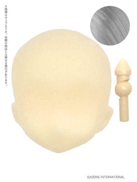 1/12 ピコニーモD用ヘッド (ホワイト) シルバー[アゾン]《在庫切れ》