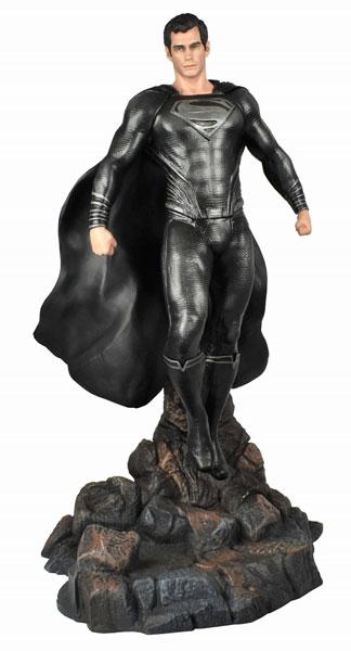 DCギャラリー/ MAN OF STEEL: クリプトン スーパーマン PVCスタチュー[ダイアモンドセレクト]《在庫切れ》