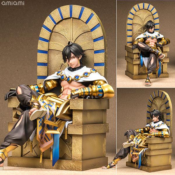 【メガホビEXPOオンライン開催記念】【限定販売】Fate/Grand Order ライダー/オジマンディアス 1/8 完成品フィギュア(再販)[メガハウス]《発売済・在庫品》