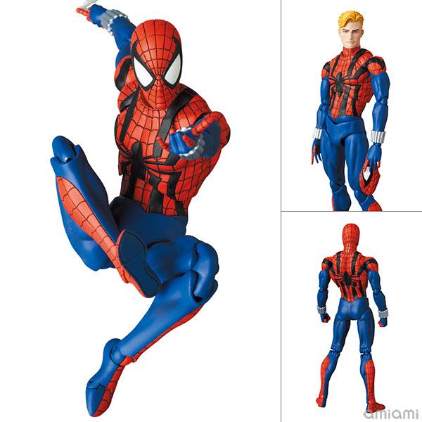 マフェックス No.143 MAFEX SPIDER-MAN(BEN REILLY)(COMIC Ver.)[メディコム・トイ]《09月予約》